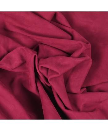 Cranberry 18 Nubuck Leather