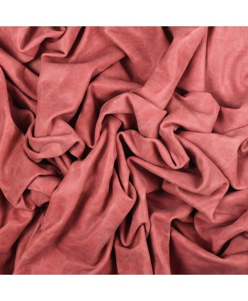 Red Wax Leather Cow Hide