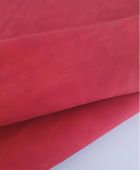 Suede Grasso Red