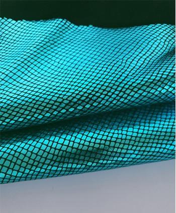 Turquoise Suica Metallic
