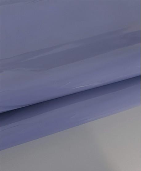 Lavender Blue Patent Varnished