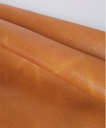 Tan Elwood Bicolor Embossed
