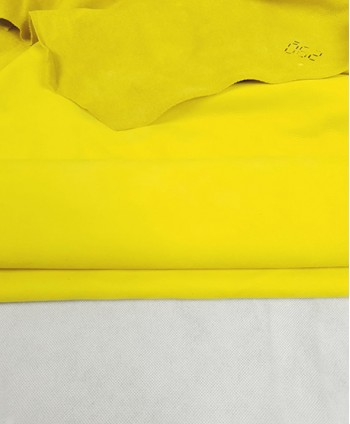 Yellow Very Soft Nobuck