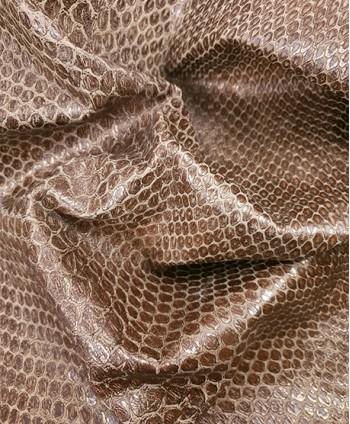 Bronze Metallic Snake
