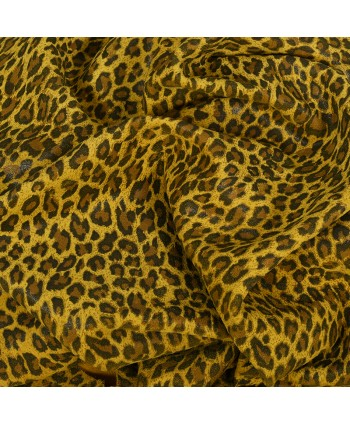 Yellow Leopard Pattern 1