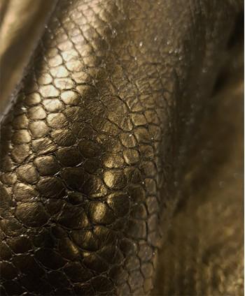Special Bronze Metallic Snake