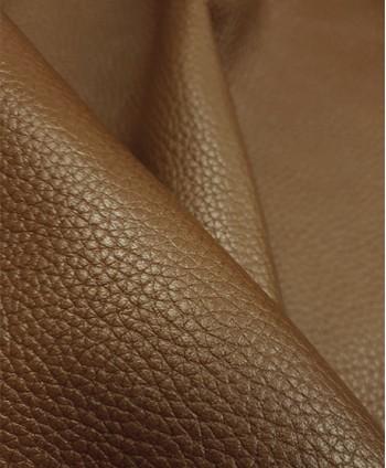 Honey Embossed Leather
