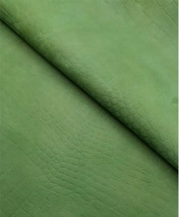 Green Croco 2020 Embossed