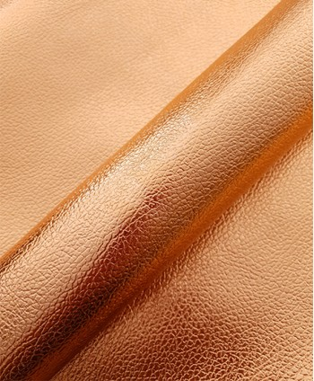 Tangerine Metallic Embossed...