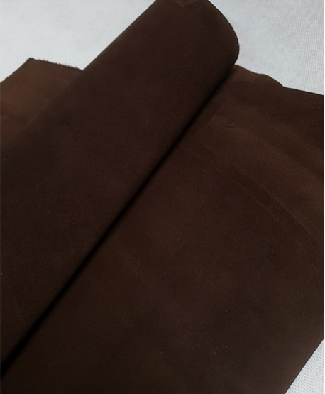 Brown Coffee Super Suede