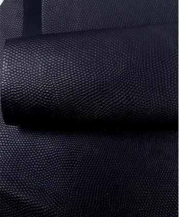 Black Komodo Embossed