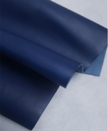 Blue Smooth Natural Aniline...