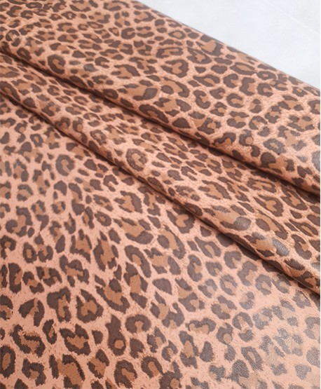 Salmon Leopard Calf
