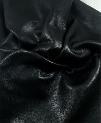 Jet Black Very Nappa Calf...