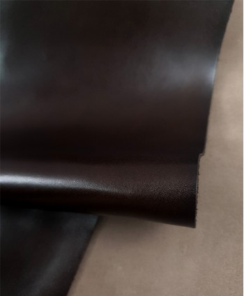 Dark Brown Box Calf