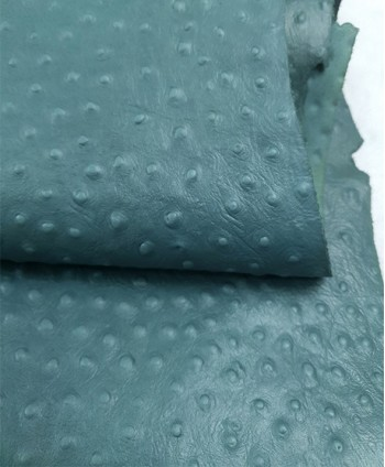 Green Lake Ostrich Embossed...