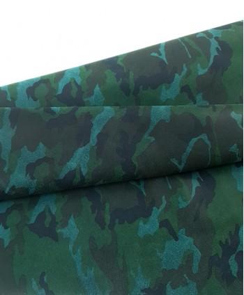 Bay Green Acid Camouflage...