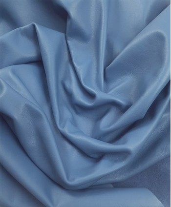 Retro Blue Soft Nappa