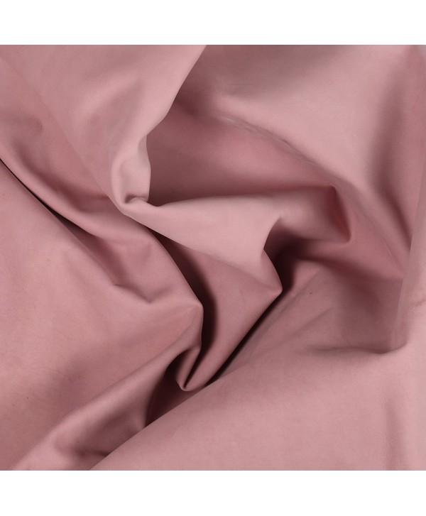 Nude Rose Nubuck Leather Hide