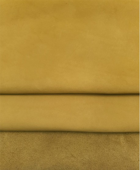 Cayote Nobuck Very Soft Thin Leather
