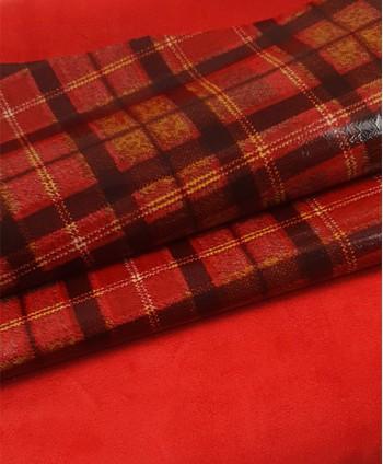 Red and Yellow Scottish...