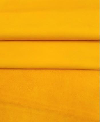 Fanta Yellow Soft Nobuck