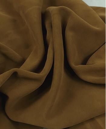 Light Brown Soft Suede