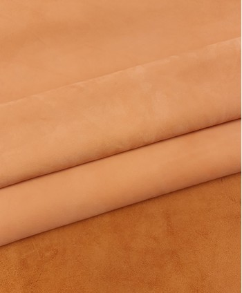 Light Peach Very Soft Nubuck
