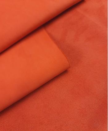 Orange Very Soft Nubuck